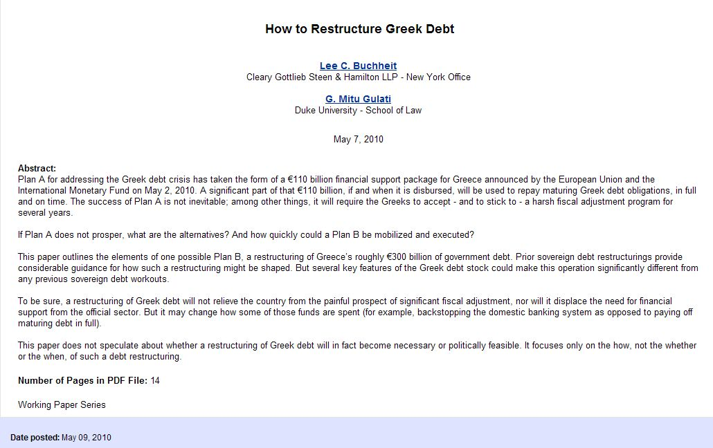 Griechenland - How to Restructure Greek Debt.jpg
